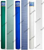 Сетка противомоскитная 1,5х50м  нейлон белая,синяя,зеленая