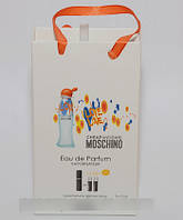 Moschino Cheap & Chic I Love Love мини парфюмерия в подарочной упаковке 3х15ml