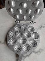 Форма для печенья орешки 12 шт