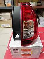 Ліхтар задній правий Renault Logan MCV 2 (Original 265509621R)