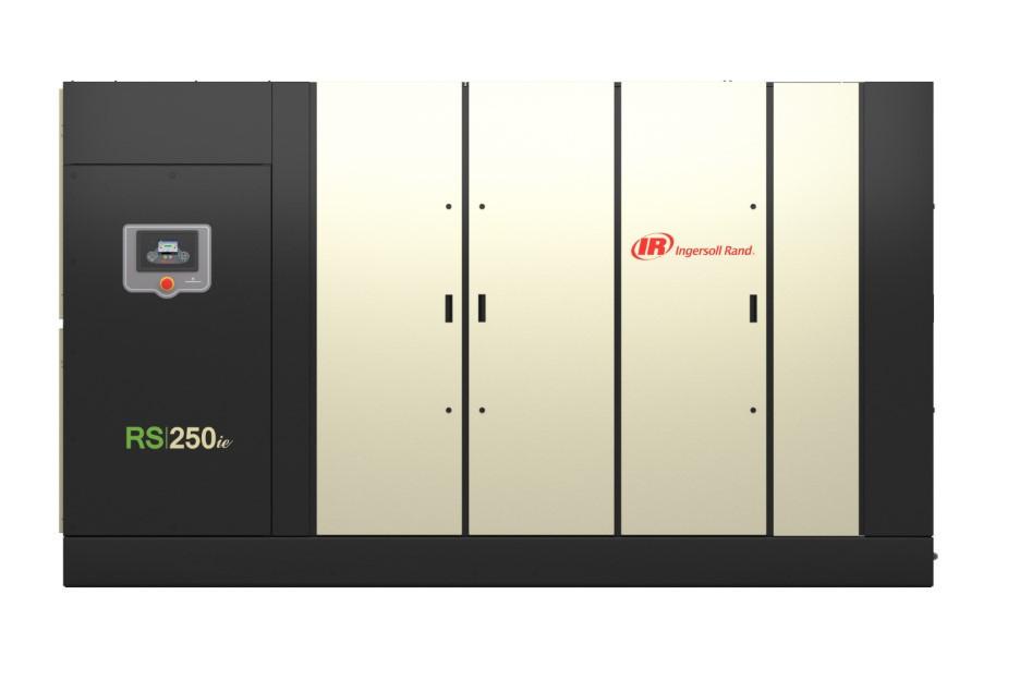 Гвинтовий компресор маслозаповнений модель RS 200-250ie