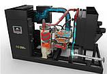 Гвинтовий компресор маслозаповнений модель RS 200-250ie, фото 5