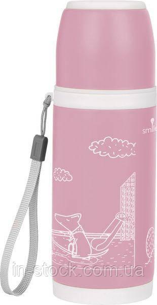 Термос Smile STT-3 pink