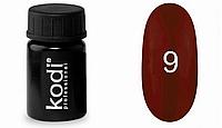 Гель-краска Kodi Professional №9