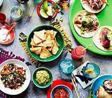 Продукты мексиканской кухни