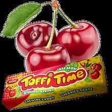 """Жевательная конфета """"Toffi Time"""" вишня"""