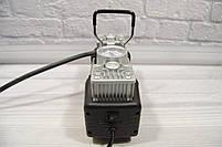 Портативный авто - компрессор  2-х цилиндровый, воздушный, фото 3