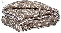 Одеяло овечья шерсть 180*210 двуспальное 4 сезона Вензель