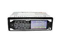 Сенсорная автомагнитола 1DIN MP3-3881 магнитола в машину с флешкой и MicroSD 2Х50 W 1 дин с доставкой, Автотовары, товары для авто
