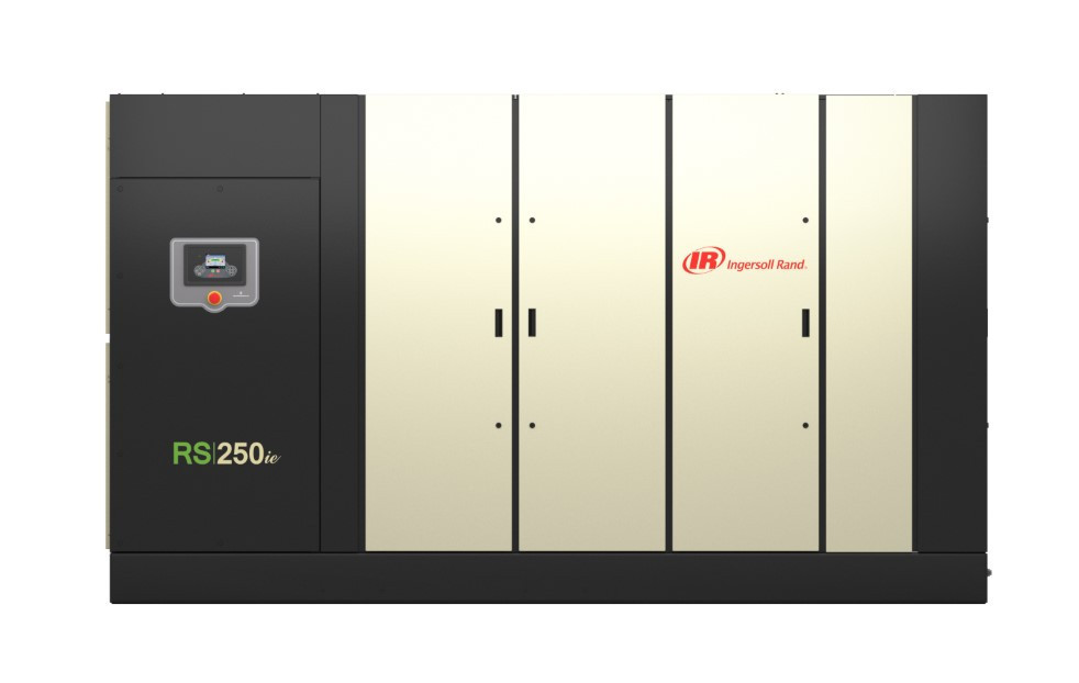 Гвинтовий маслозаповнений компресор із змінною швидкістю модель RS 200-250ne