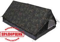 Тактическая палатка MFH Minipack Woodland 32123T