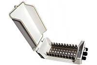 Коробка распределительная пластмассовая уличная на 100 пар, с замком, IP65 (аналог КРПУ-100)