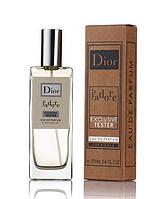 Тестер Exclusive женский Dior J'adore 70 мл