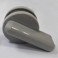 Задвижка накладная WC с индикатором пластиковая дверная