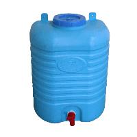 Пластиковий рукомийник Пласт Бак для дачі 15 л