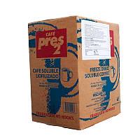 Растворимый кофе Прес2, (сублимированный PRES2), Эквадор, 25 кг/ящ.
