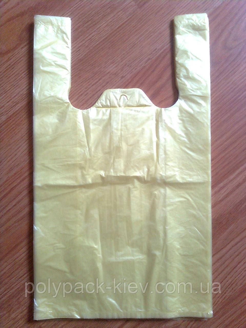 Пакети майка 24*42 /10 мкм, 200 шт. уп. фасувальний пакет з ручками, поліетиленові пакети пакувальні купити