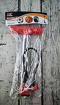 Насос ручной Для мячей в пакете YW1942