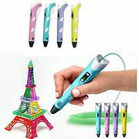 3D ручка c LCD дисплеем2для рисования Pen 2 Original