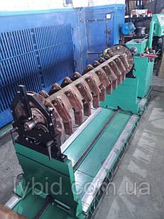 Динамічне балансування роторів подрібнювачів комбайна (р. Суми)