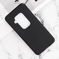 Чехол Soft Line для Motorola One Zoom силикон бампер черный