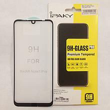 Защитное стекло Xiaomi Redmi Note 7 5D Black