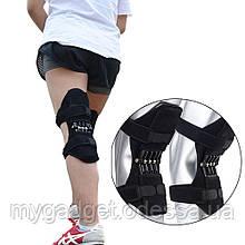 Наколенник с функцией корсета для поддержки коленного сустава