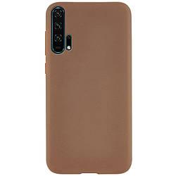 Чехол для Huawei Honor 20 Pro, Epic, силиконовый, матовый, soft-touch
