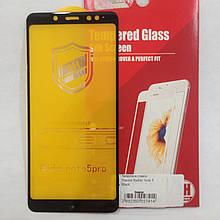 Защ.стекло Ipaky для Xiaomi Note 5/Note 5 pro Black