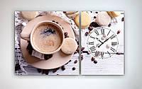 Часы настенные кухонные