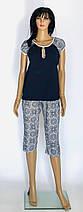 Трикотажная женская пижама, фото 3