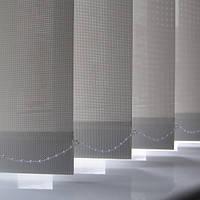 Жалюзи вертикальные тканевые 127 мм