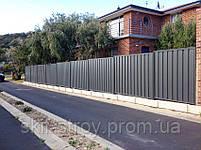 Профнастил стеновой  ПС18 в ассортименте 0,35мм, 0,4мм, 0,45мм, фото 5