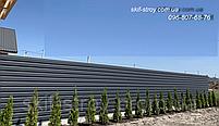 Профнастил стеновой  ПС18 в ассортименте 0,35мм, 0,4мм, 0,45мм, фото 7
