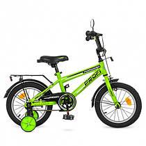 "Велосипед Profi 14"" Forward T1472 Green зеленый"