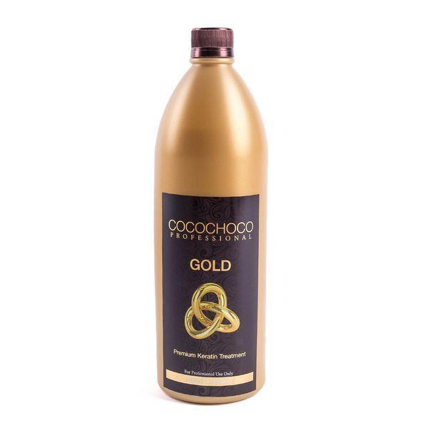 Кератин для выпрямления волос Cocochoco Gold, 1000 мл