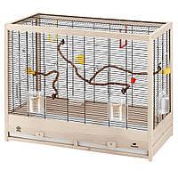 Ferplast Giulietta 6 деревянная клетка для канареек и маленьких птиц