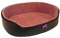 Лежак Фиалка для собак и кошек №6 650х550х180