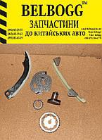 Комплект ГРМ Geely Emgrand EC7 Джили Эмгранд ЕС7