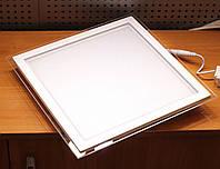 Встраиваемый светодиодный светильник Feron AL2111 30W (со стеклом), фото 1
