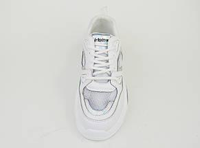 Кроссовки Prima d'Arte 90123 белые, фото 3