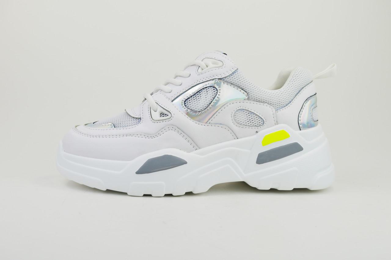 Кроссовки Prima d'Arte 90123 белые