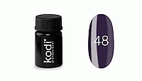 Гель-краска Kodi Professional №48