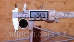 Труба  алюминиевая ф25 мм (25х1мм) АД31 Т5 анод.