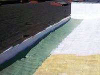 Гидроизоляция - теплоизоляция кровли (крыши) пенополиуретаном (ППУ), фото 1