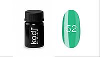 Гель-краска Kodi Professional №52