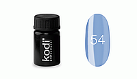 Гель-краска Kodi Professional №54