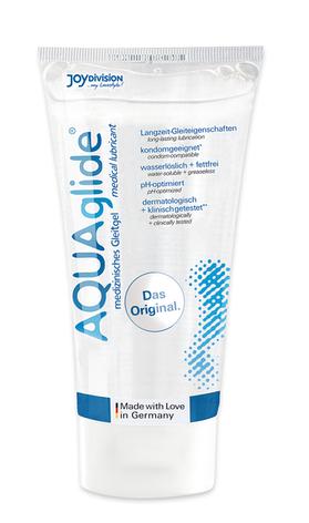 Лубрикант - AQUAglide, 50 мл tube, фото 2