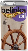 Пропитка для дерева на основі тунгового масла Belinka Oil Tung (0,5 л)