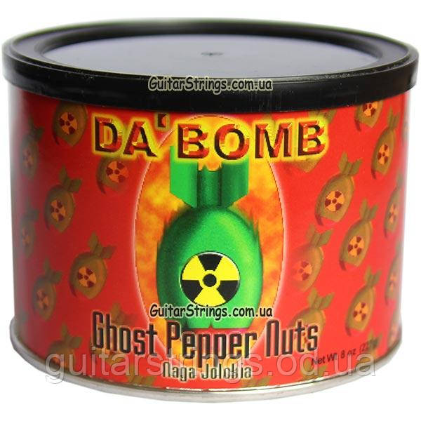 Арахис Da Bomb Ghost Pepper Nuts (Naga Jolokia) 227g